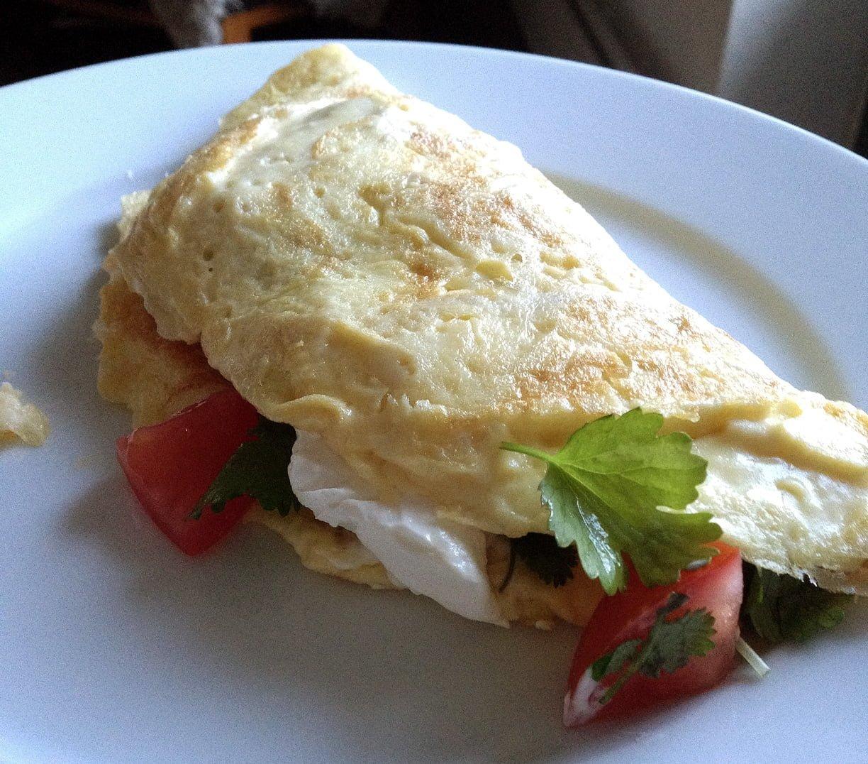 omelett mascarpone