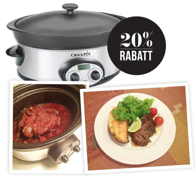 crock pot rabatt