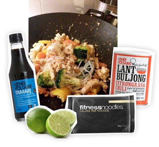 nudel wok
