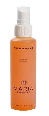 maria åkerberg royal body oil