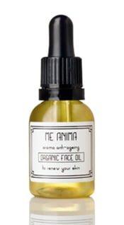 meamina face oil
