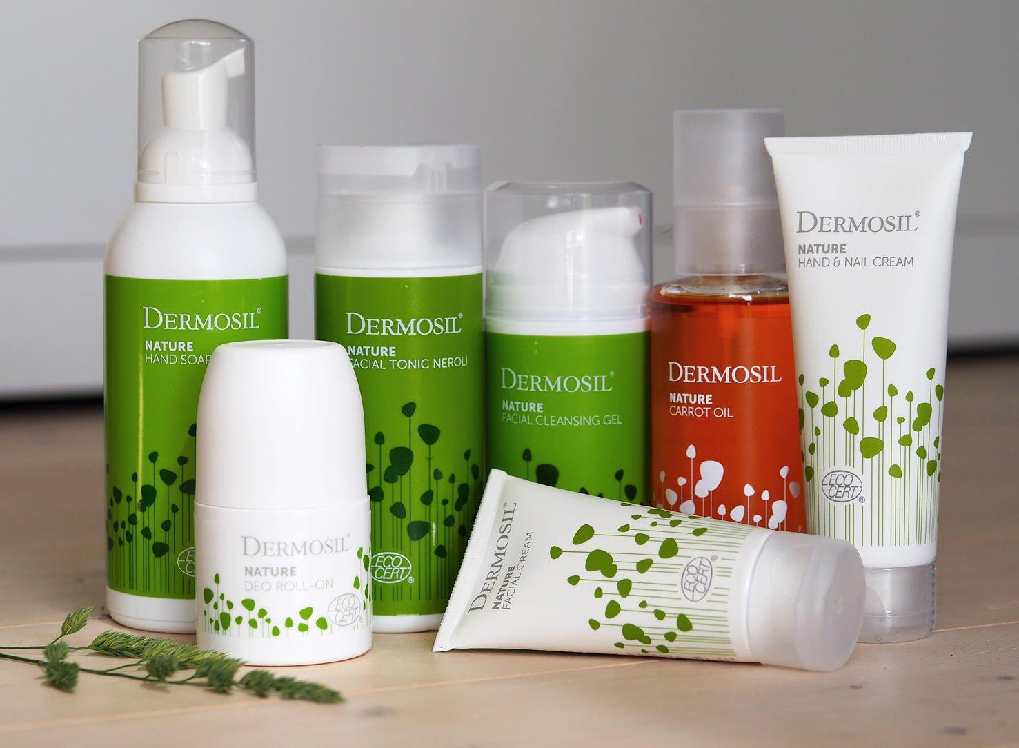 dermosil ekologisk hudvård