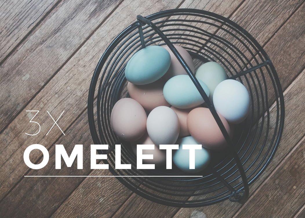 omelett recept