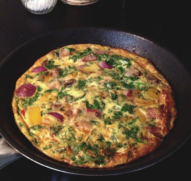 omelett paleo