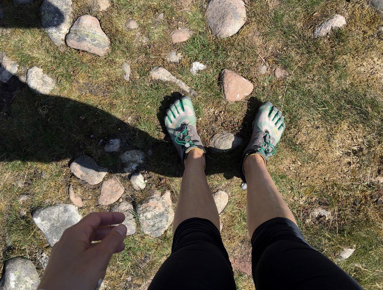 offtrail löpning