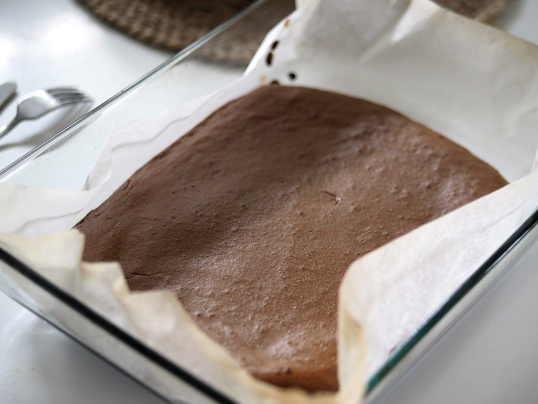 bananpannkaka choklad jordnötssmör
