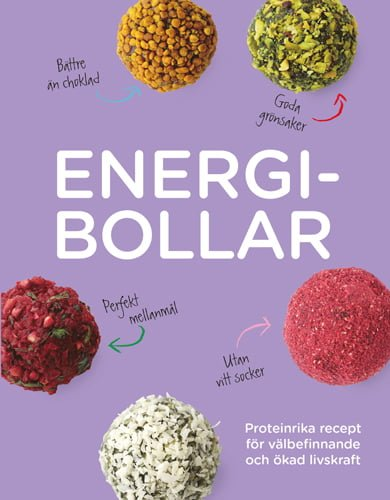energibollar proteinrika recept-for-valbefinnande och okad livskraft