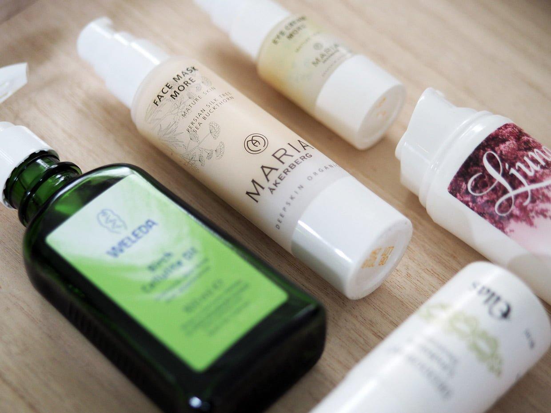 naturlig ekologisk hudvård