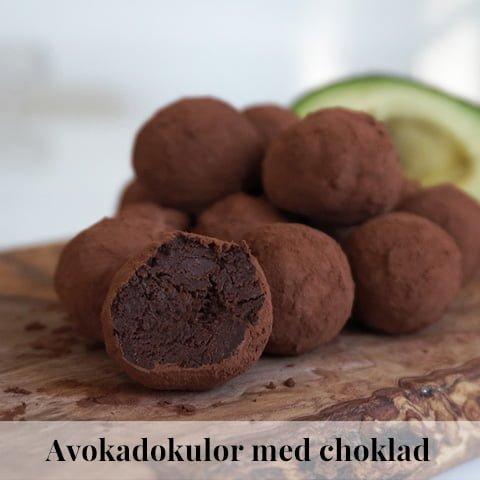 avokadokulor choklad