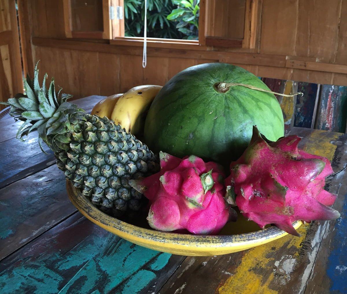 bali canggu drakfrukt
