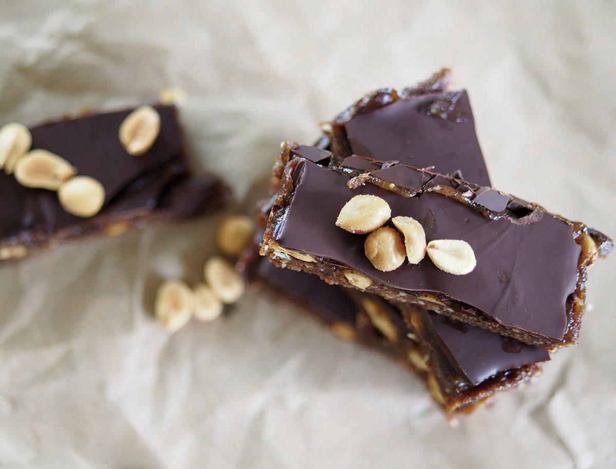 glutenfria snickerskakor utan socker