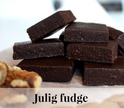 julig fudge