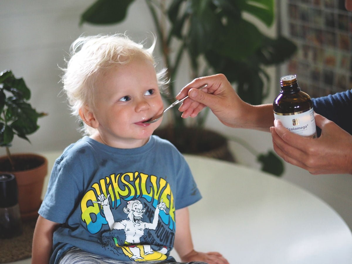 kosttillskott barn