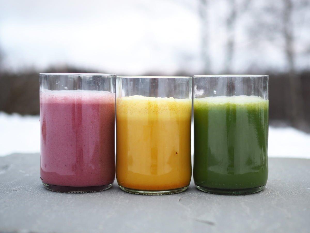hälsodrycker nötmjölk