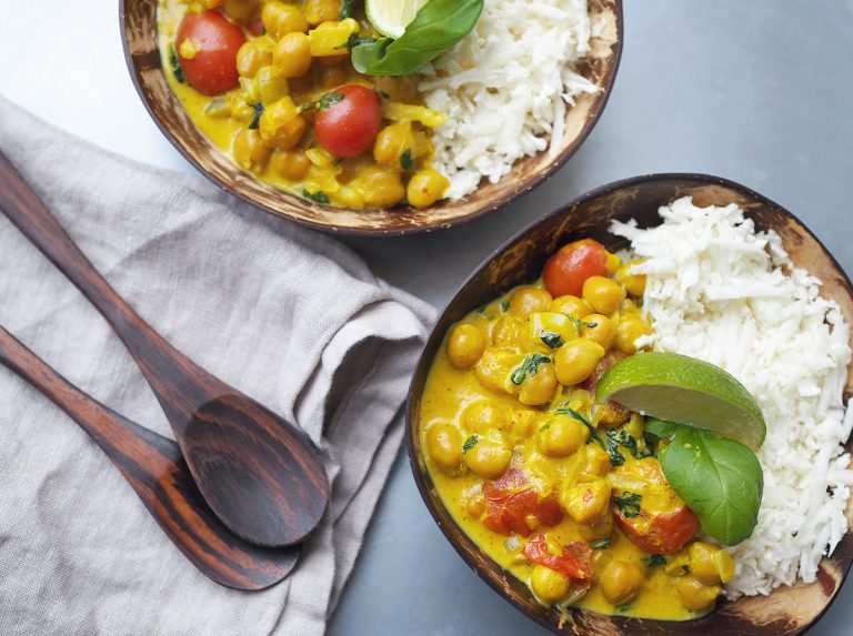 curry bowl kikärtor ekologisk