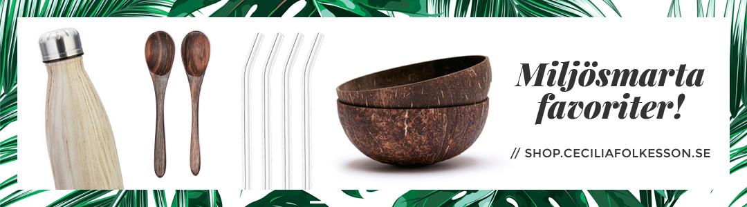 shop ceciliafolkesson kokosskålar glassugrör