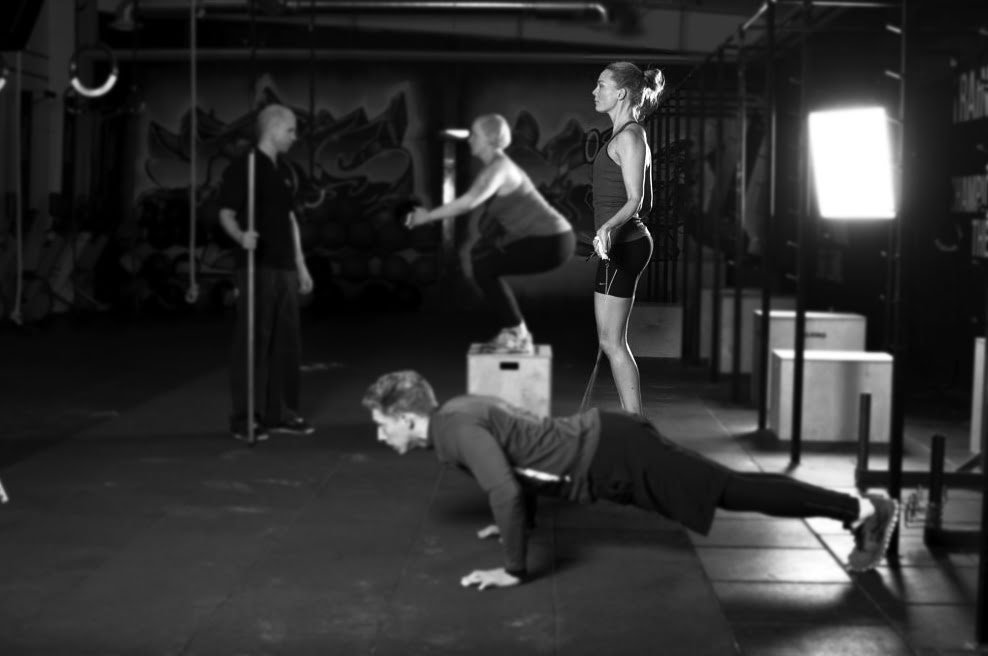 träning cecilia folkesson