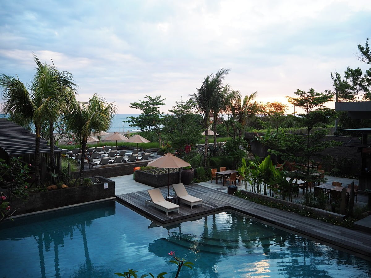 berawa haven suites hotell canggu