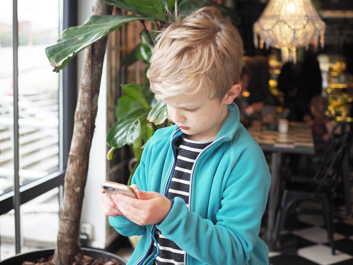 barn mobil ålder