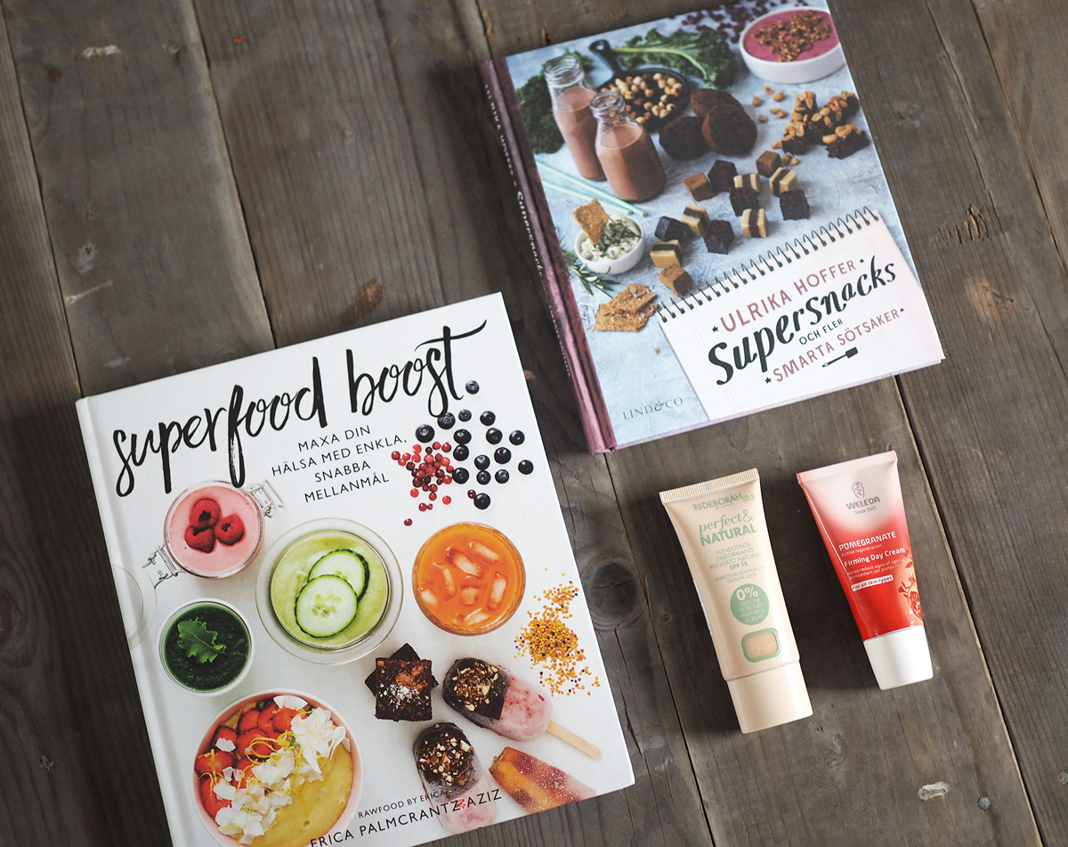 superfood supersnacks weleda perfect natural