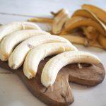 fryst banan