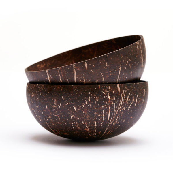 kokosnötsskål