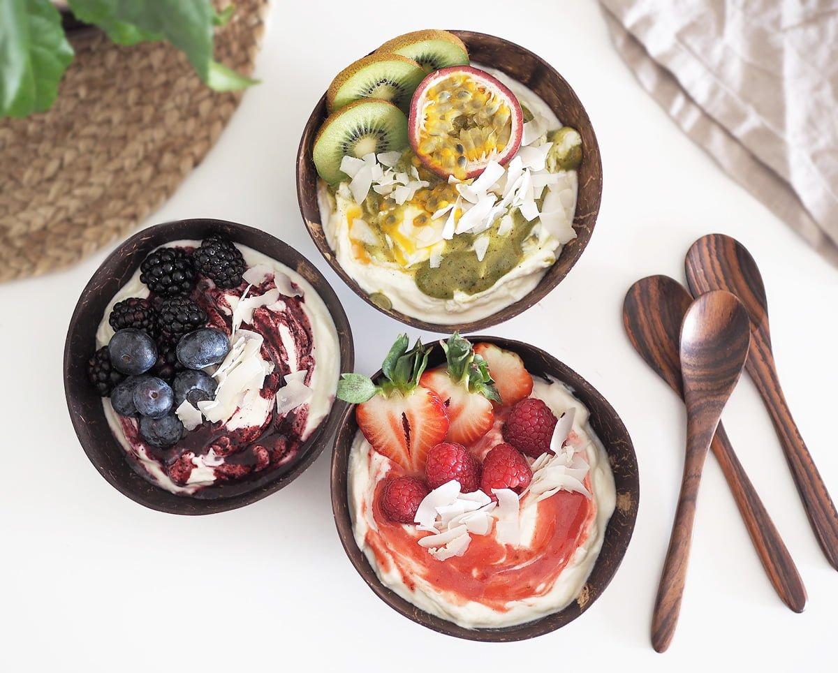 nyttigt mellis barn yoghurtbowl