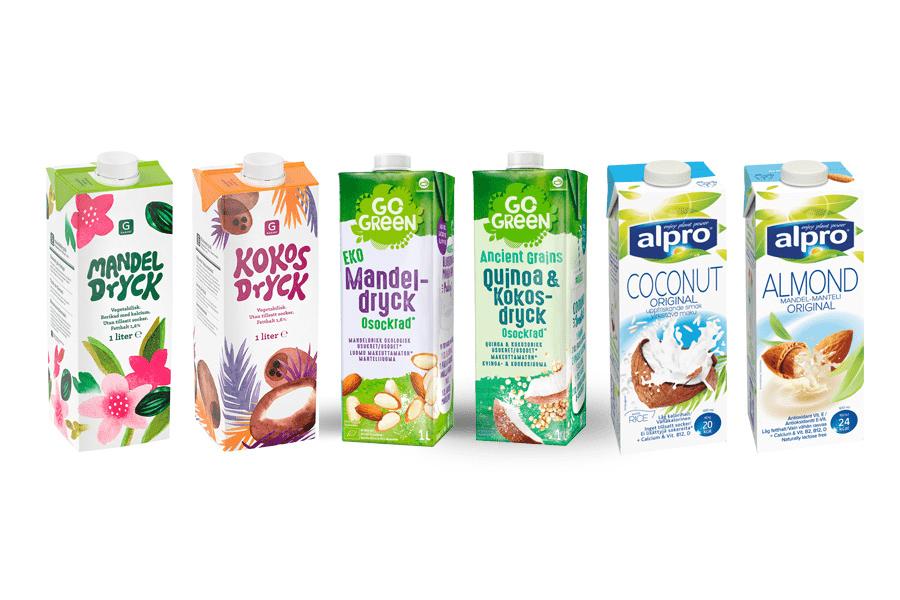alpro kokosmjölk nyttigt