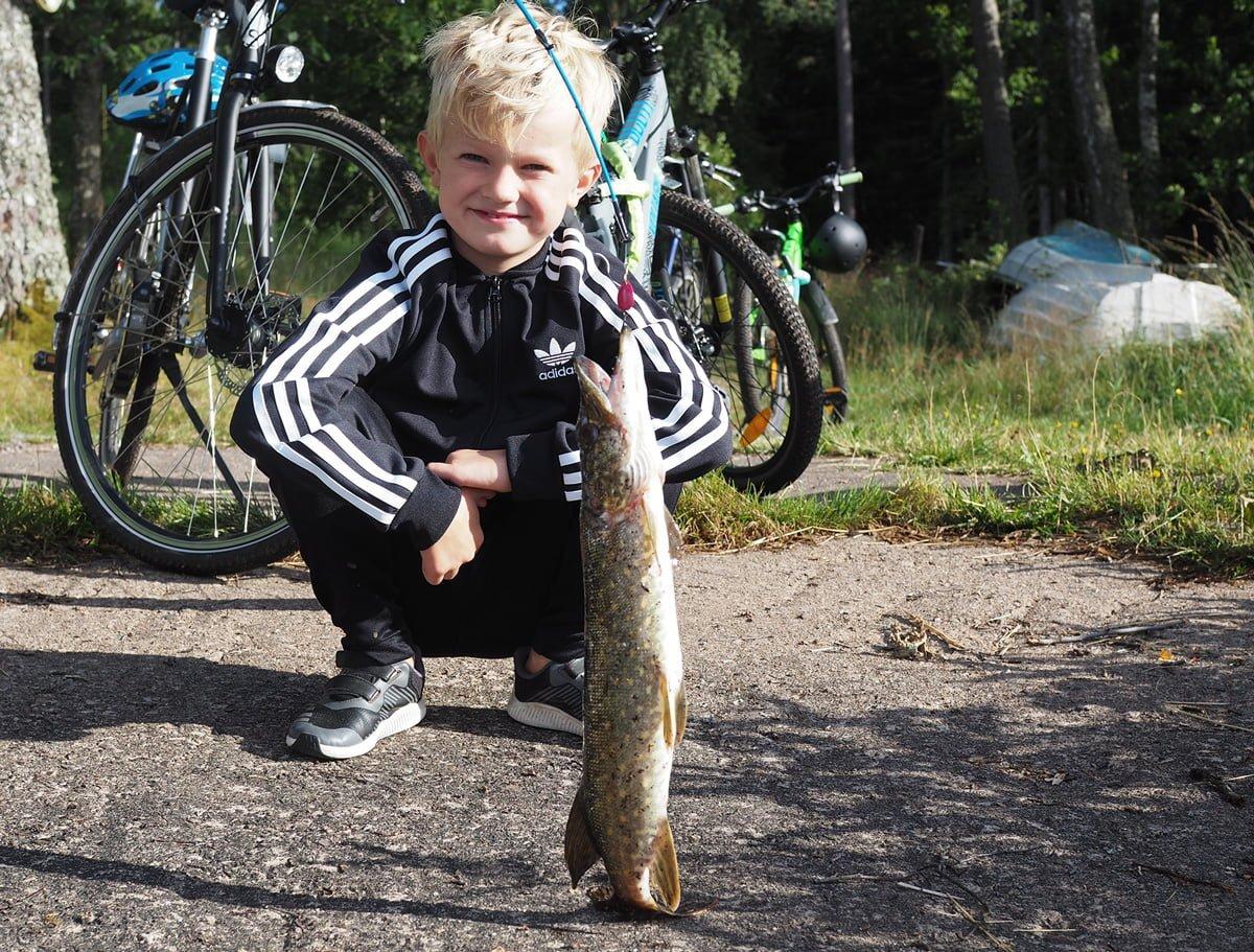 fiska åsunden hofsnäs