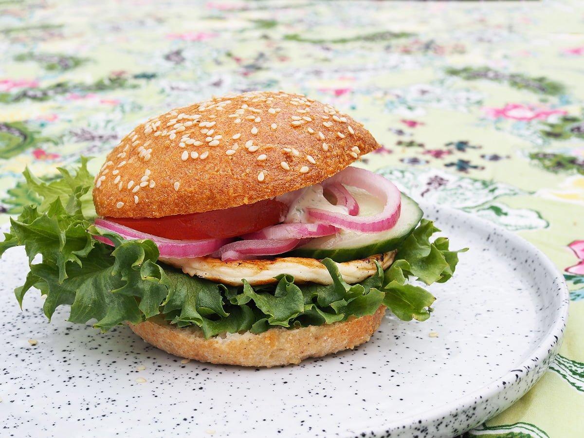 glutenfria hamburgebröd