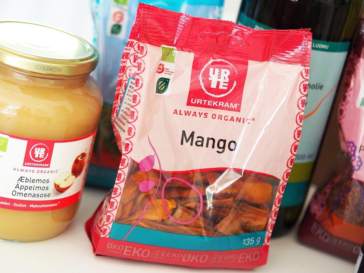 Urtekram mango