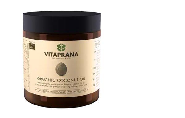 ekologisk kokosolja vitaprana