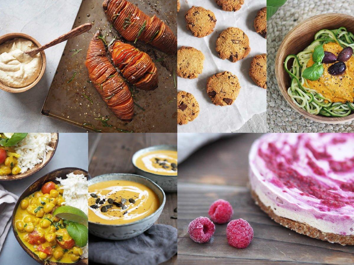 10 bästa veganrecept