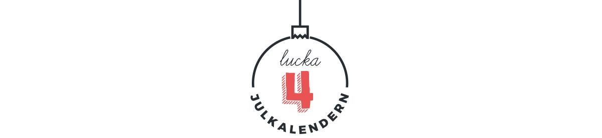 Julkalendern cecilia folkesson lucka 4