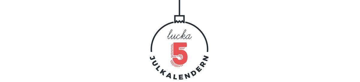 Julkalendern cecilia folkesson lucka 5