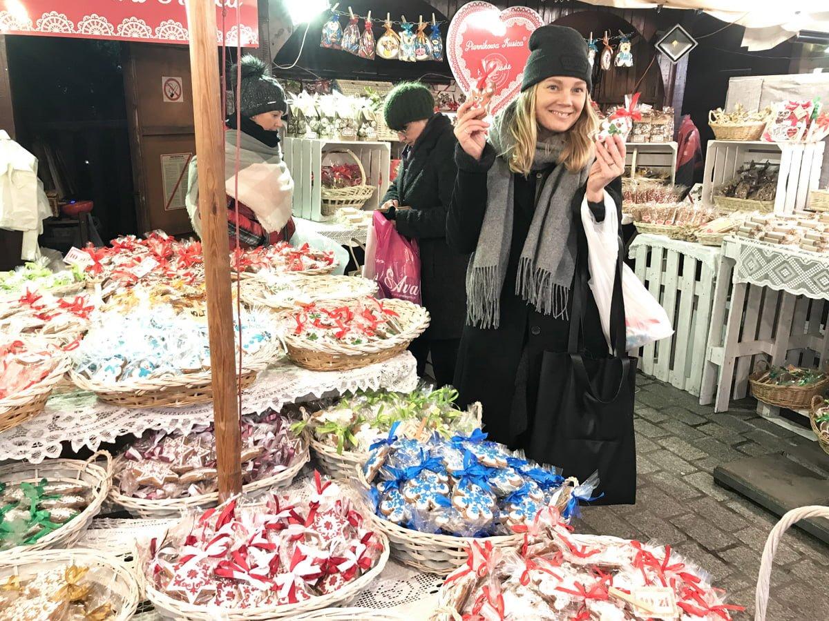 krakow julmarknad