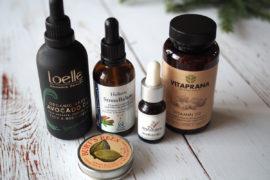 naturlig hudvård badrumsfavoriter