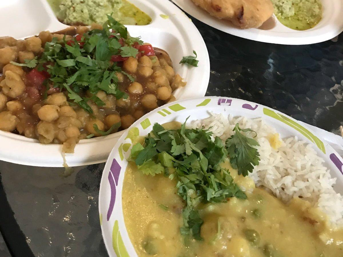polen krakow indiskt vegetariskt