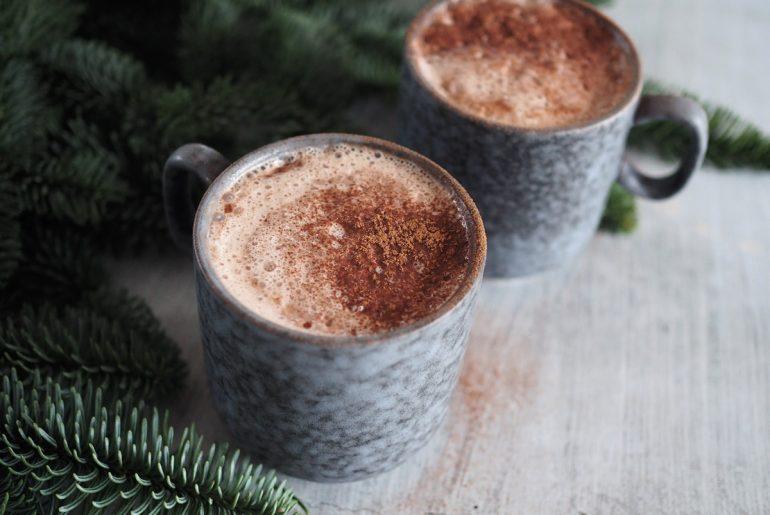 arm choklad nötmjölk