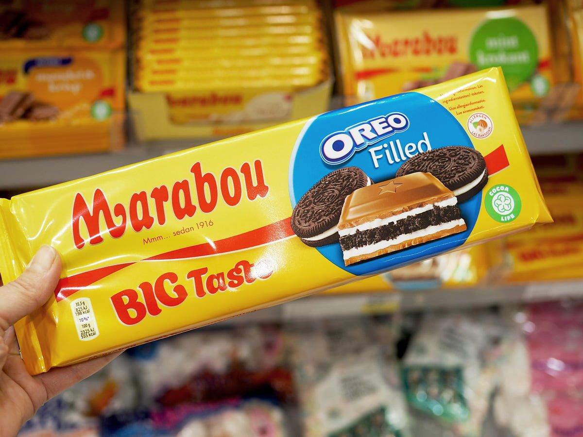 marabou socker