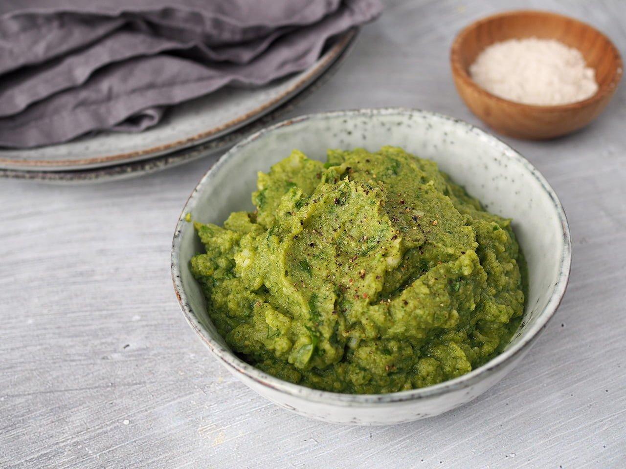 broccolimos tillbehör paleo LCHF