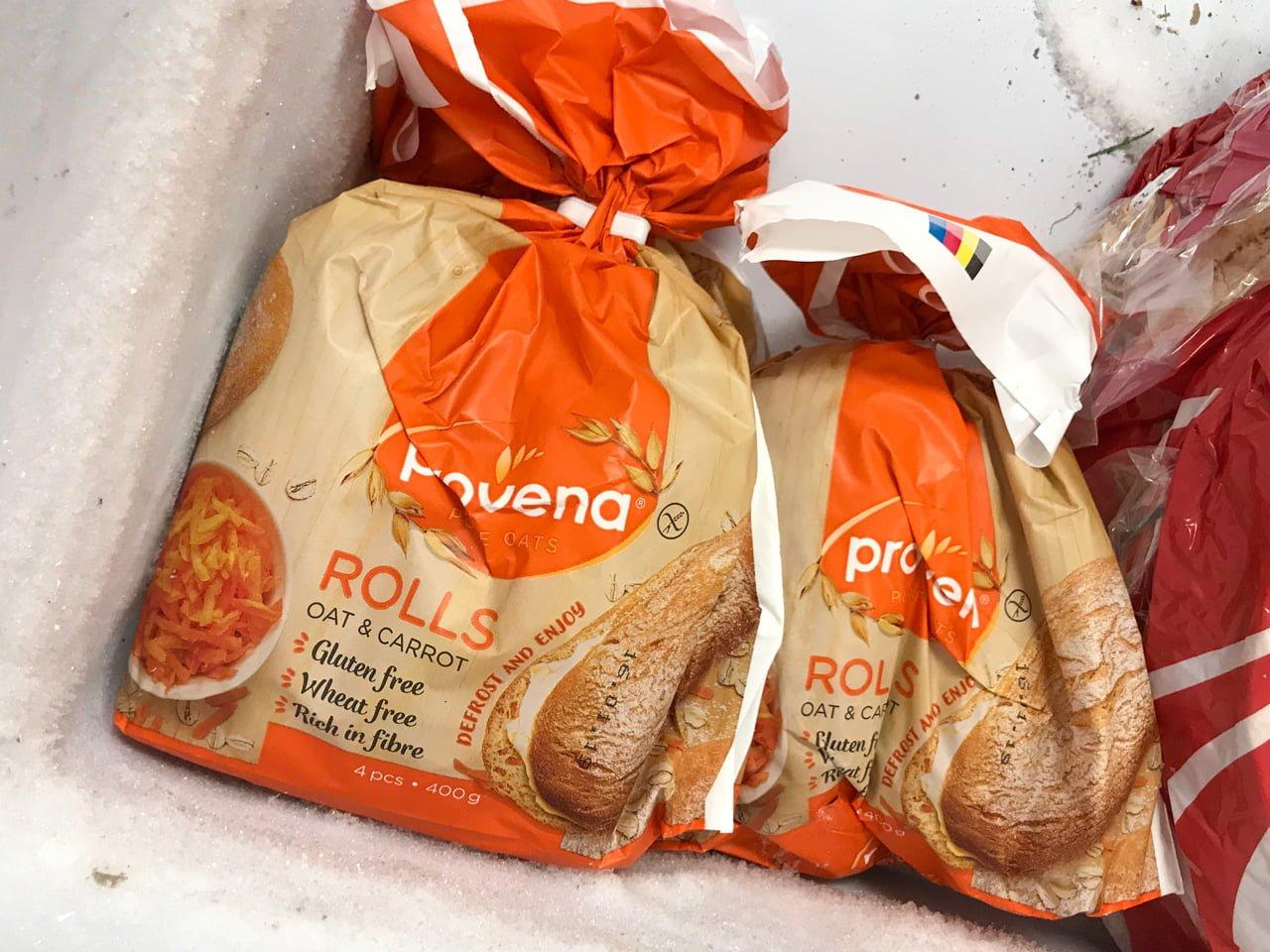 provena glutenfritt bröd