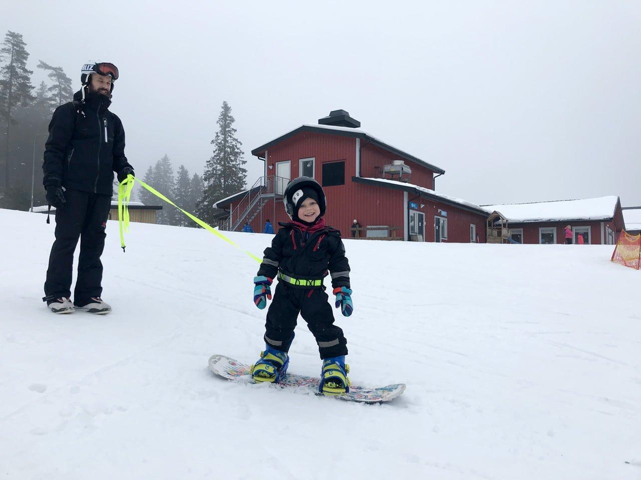 snowboard barn isaberg