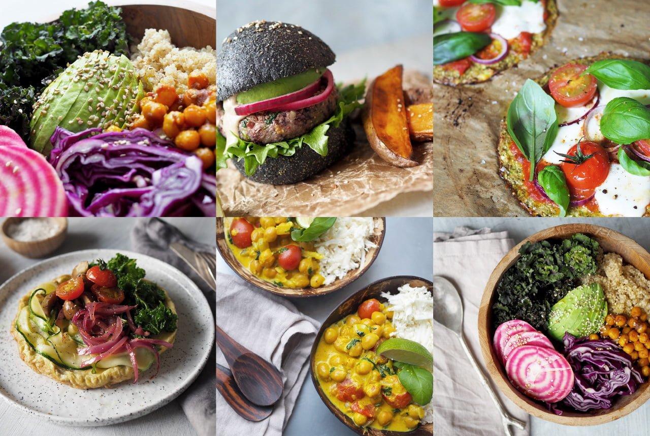 vegetariska glutenfria recept