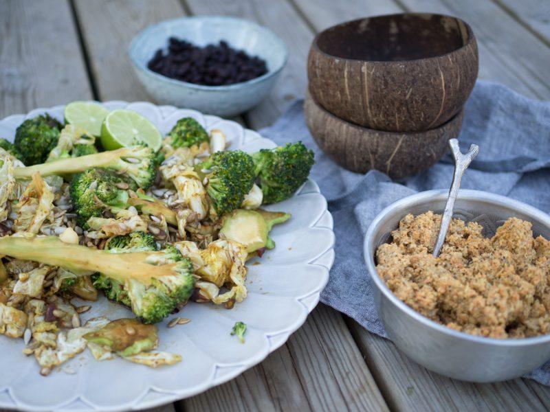 vegetarisk färs grönsaker