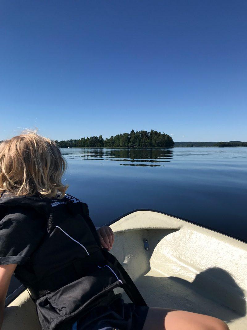 båt åsunden