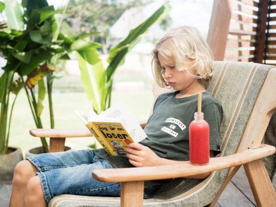 läsning skärmtid