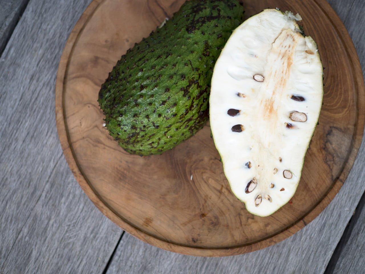 soursop guanabana
