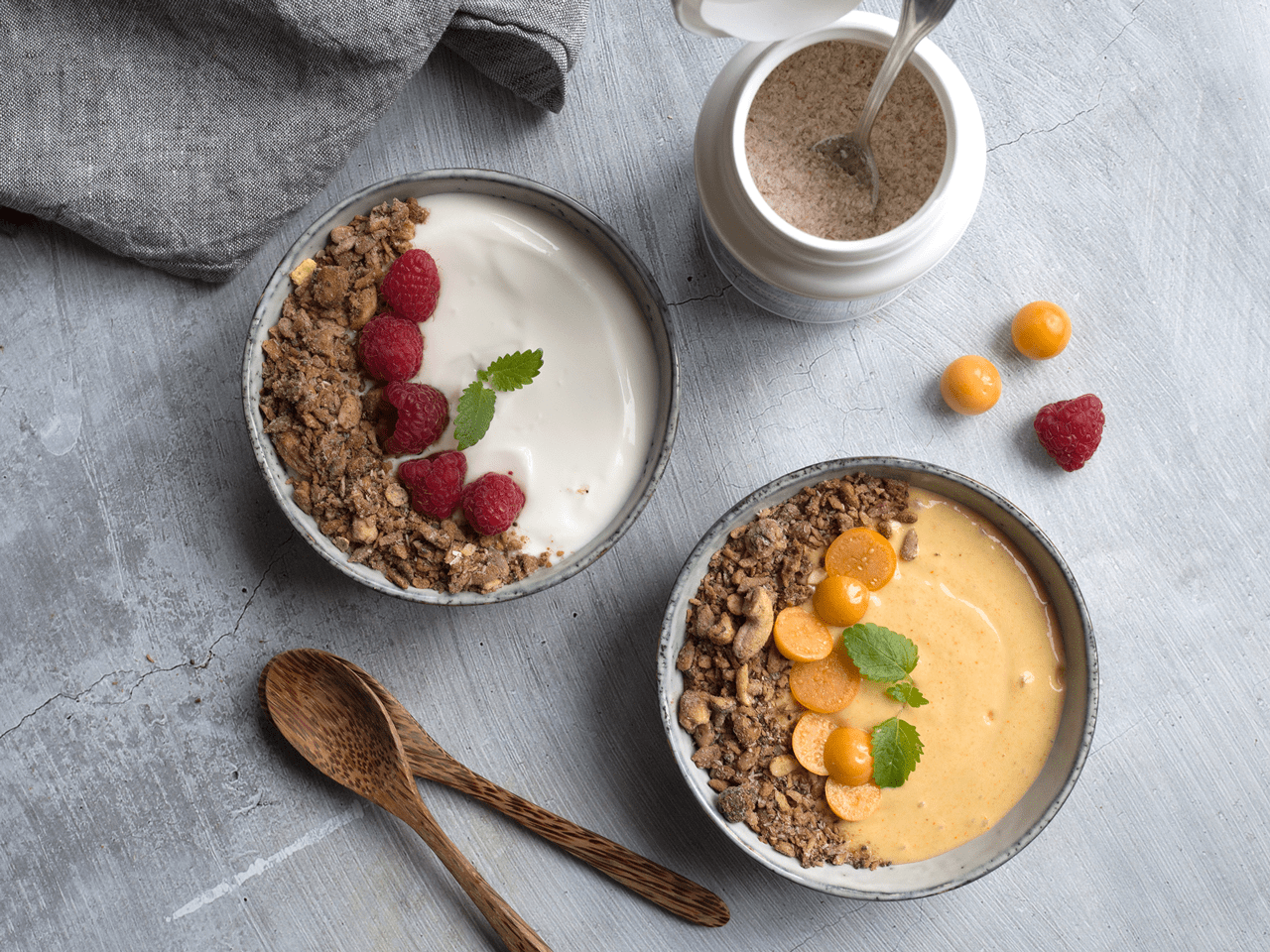 husk smoothiebowl