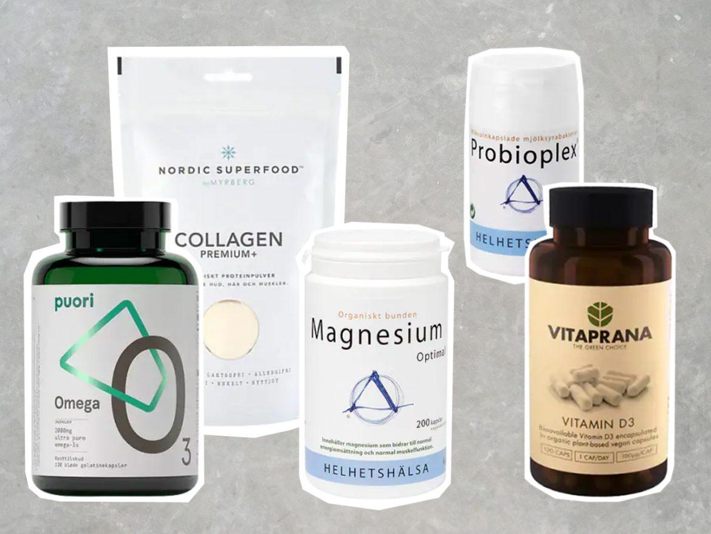 magnesium finns naturligt i